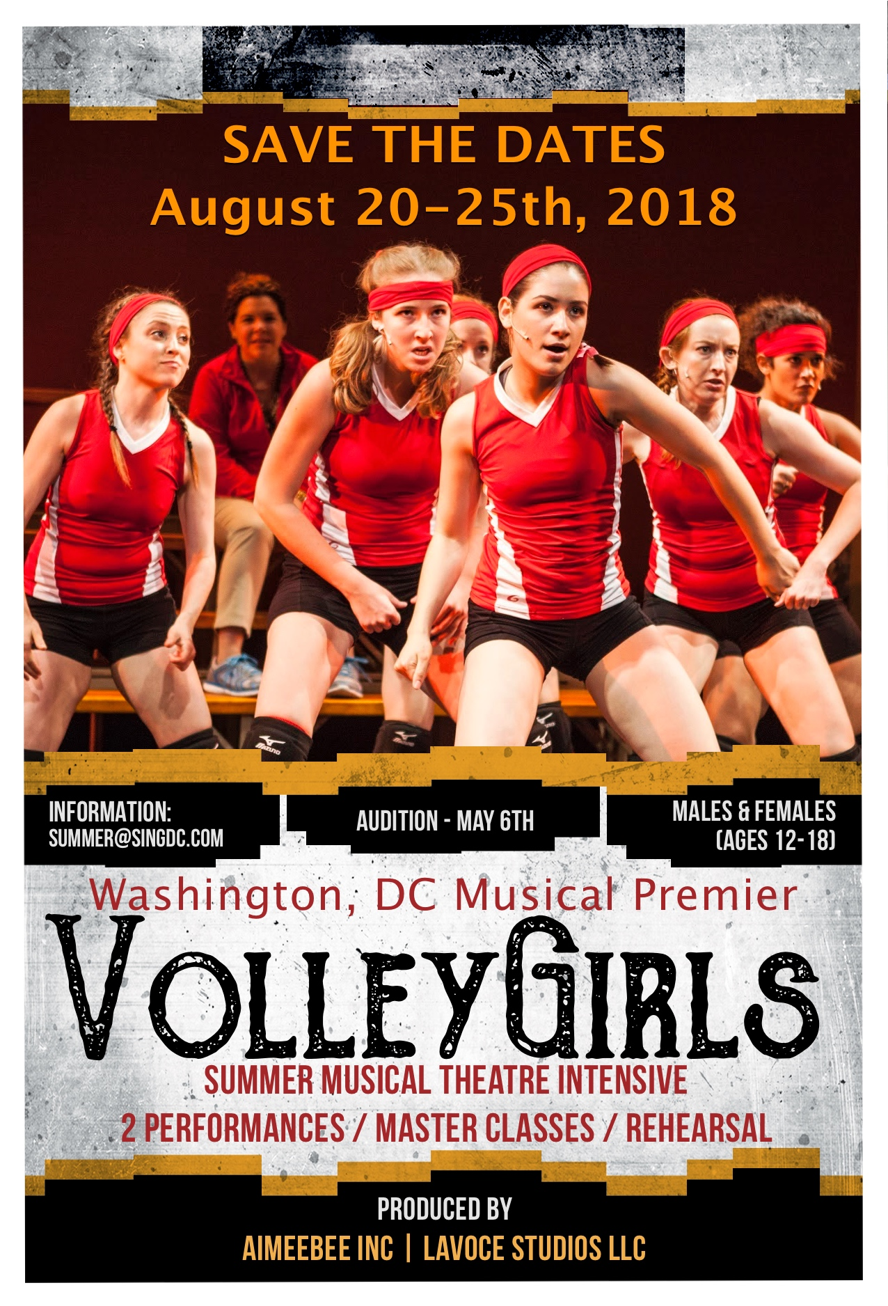 Volley Girls Musical