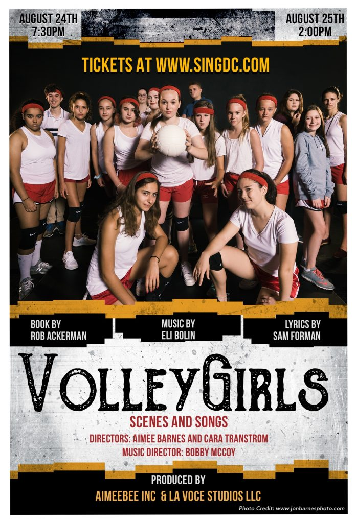 Volley Girls-NewTickets